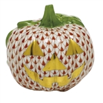 Herend Jack O Lantern Multicolor Fishnet